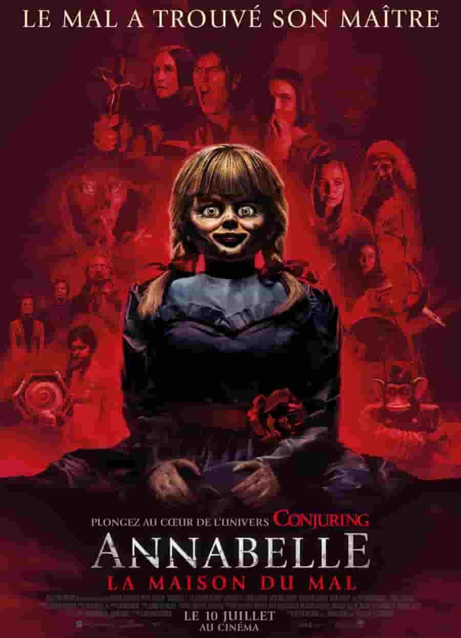 Annabelle Comes Home แอนนาเบลล์: ตุ๊กตาผีกลับบ้าน 4